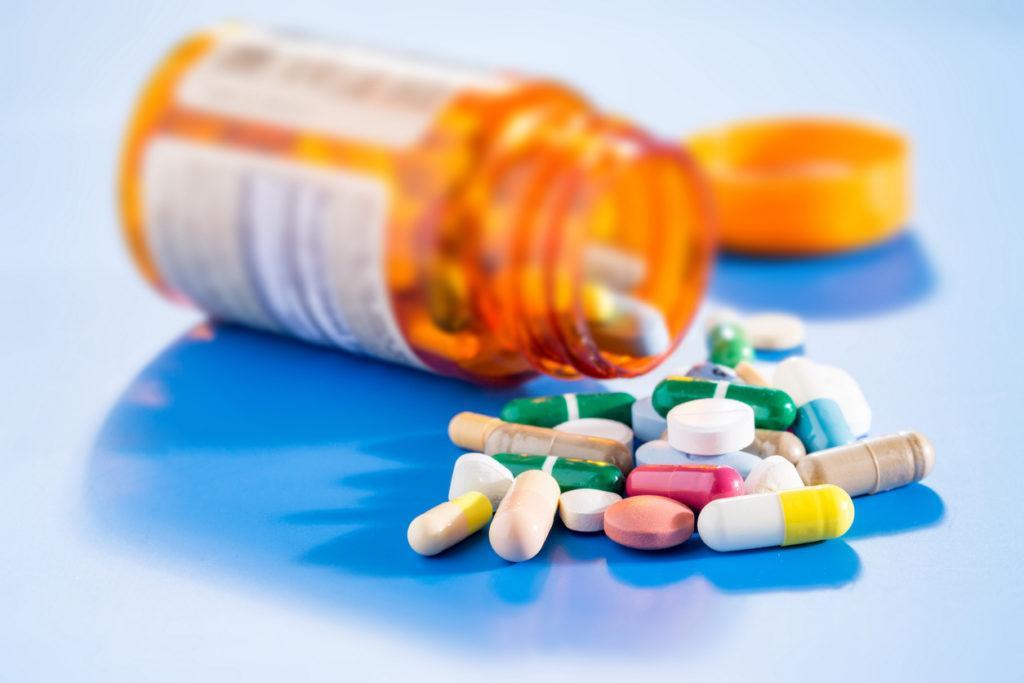 داروهای تسکین دهنده فیبروز کیستیک