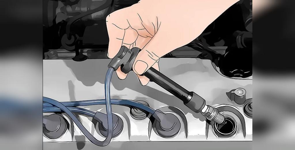 هر 50000 کیلومتر شمع های خودرو را تعویض نمایید