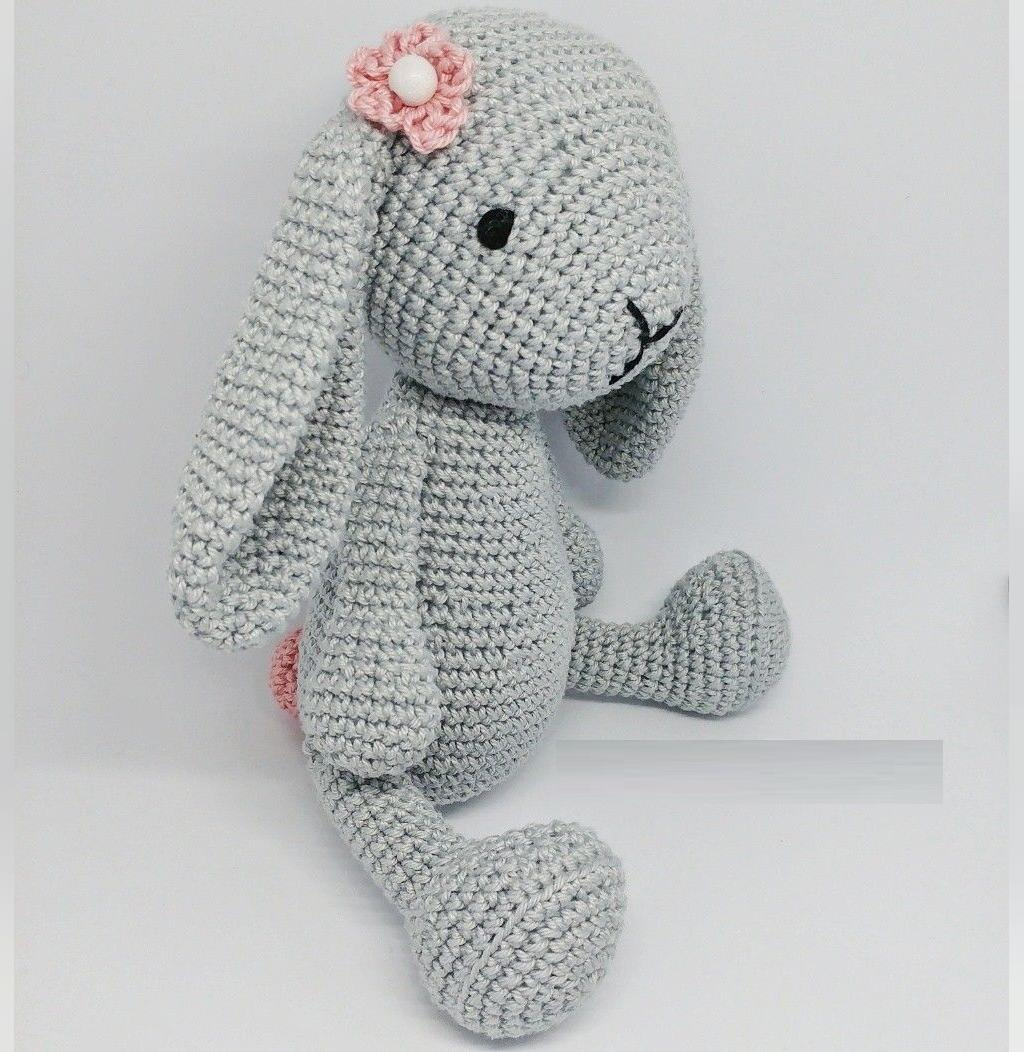 مدل عروسک بافتنی خرگوش زیبا