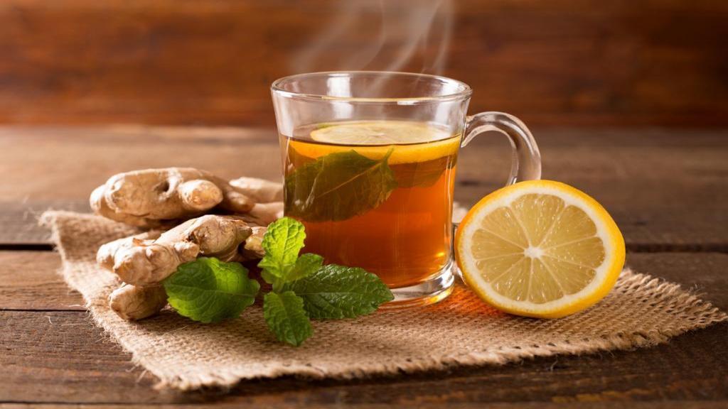 خواص دمنوش زنجبیل و دارچین، طرزتهیه چای زنجبیل و دارچین