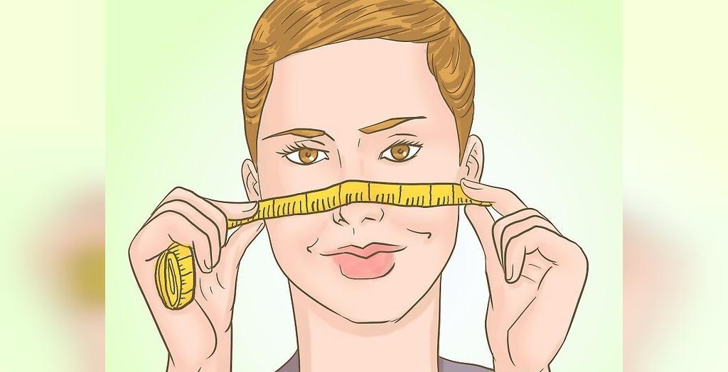 روش اندازه گیری استخوان گونه در تعیین فرم و شکل صورت