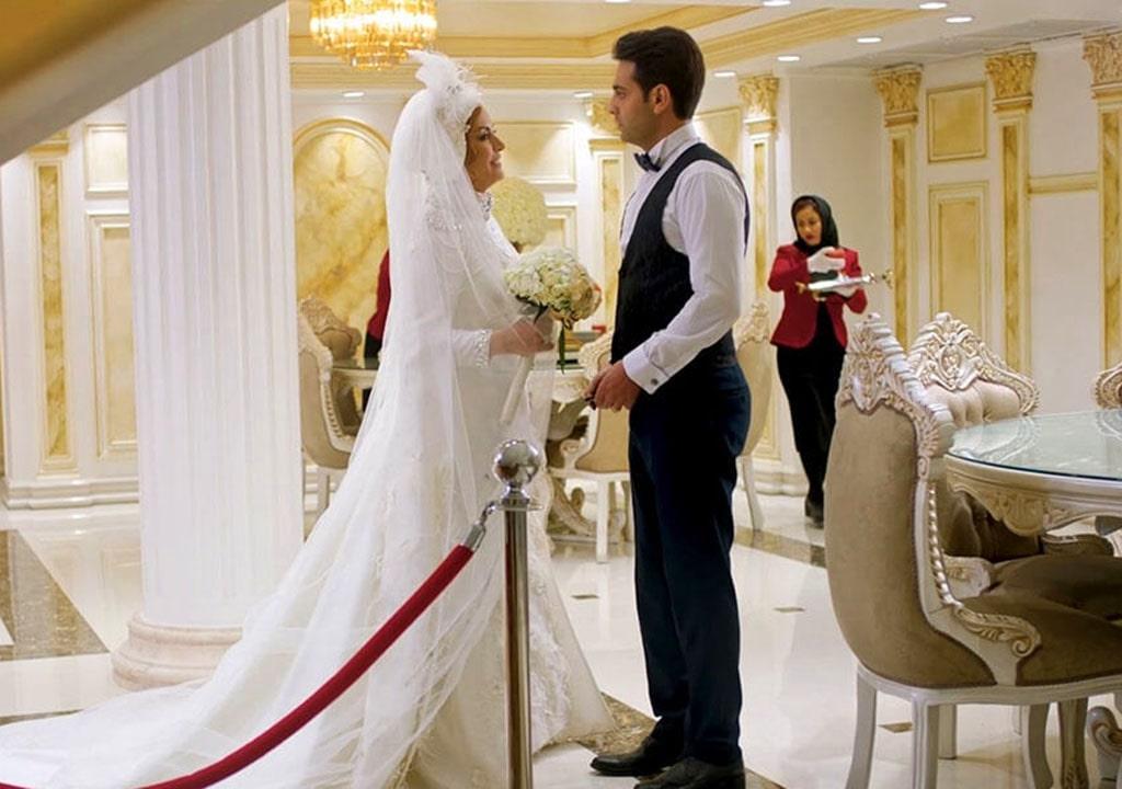 ازدواج مریلا زارعی