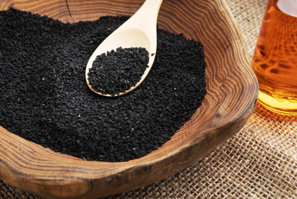 خواص روغن سیاه دانه برای درد مفاصل