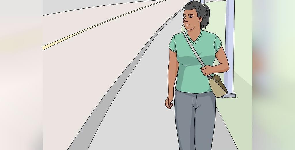 کیف های خود را از خیابان دور کنید تا از دزدان سوار بر وسایل حمل و نقل دور بمانید