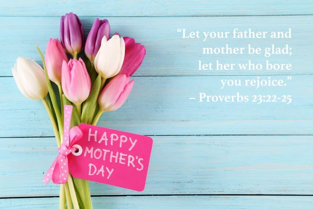 عکس پروفایل روز مادر برای تلگرام انگلیسی