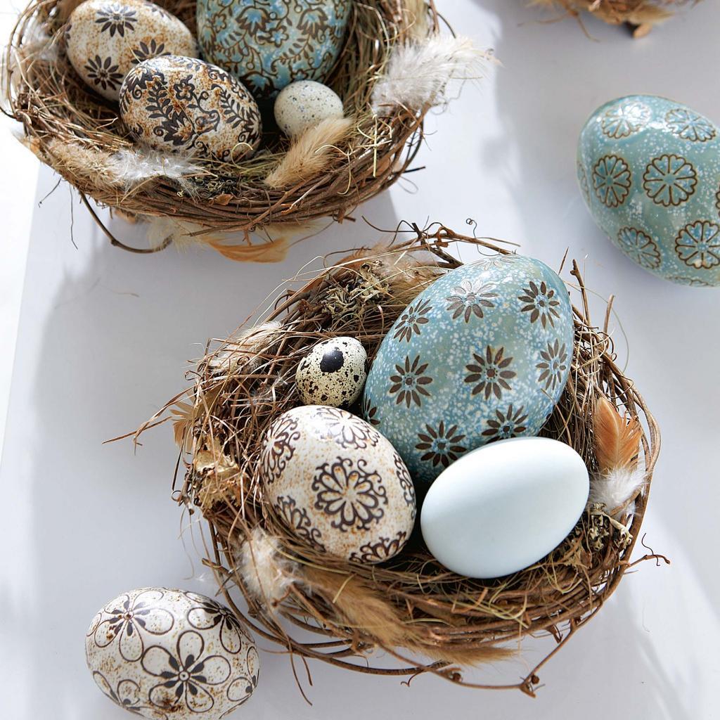 رنگ آمیزی شیک تخم مرغ هفت سین