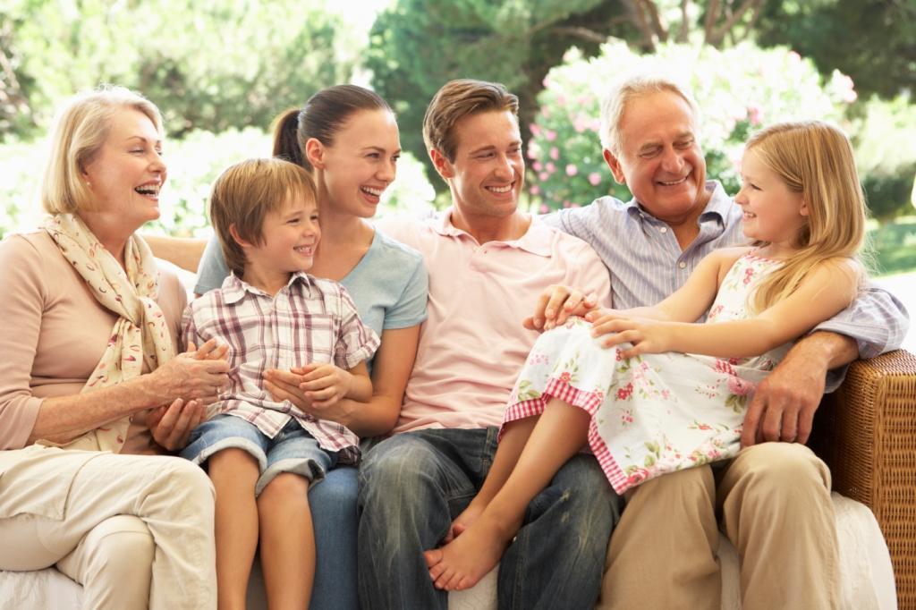 رازهای ساده برای داشتن خانواده شاد