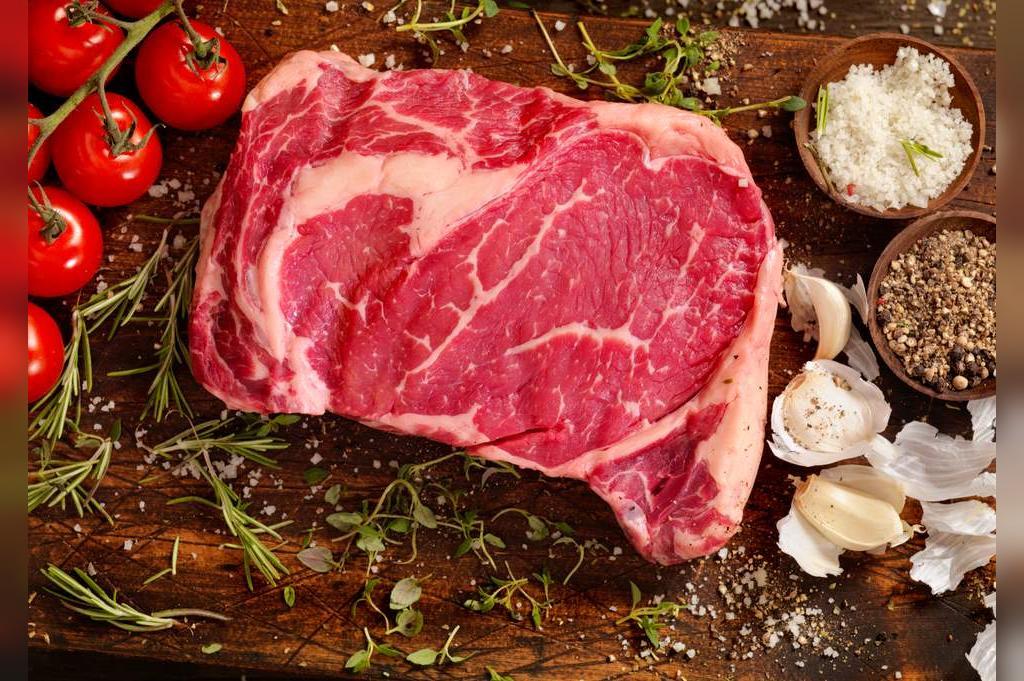 گوشت سرشار از آهن است