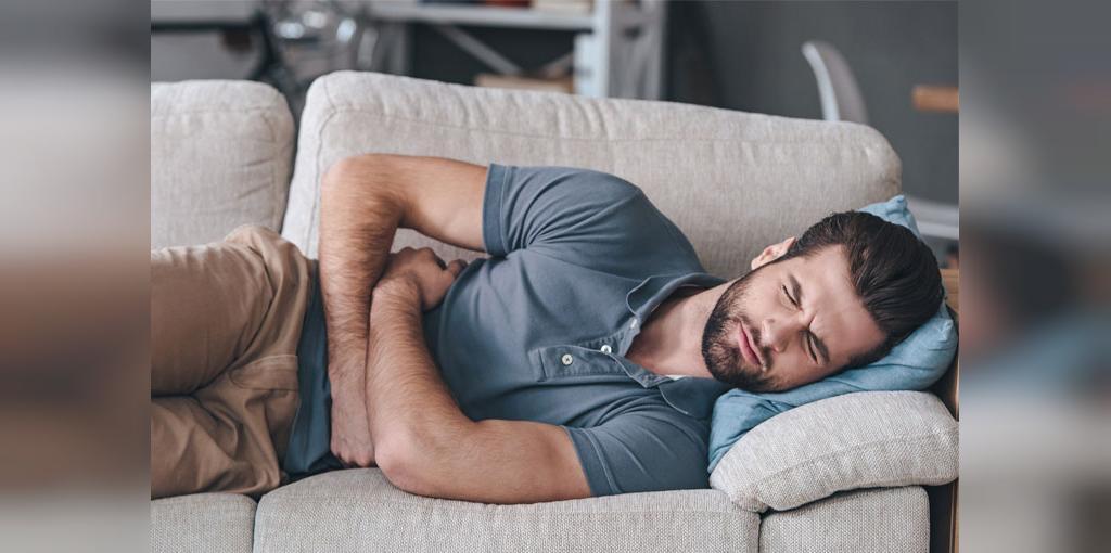 علل شایع معده درد و درد شکمی که بر غده پروستات تاثیر می گذارد