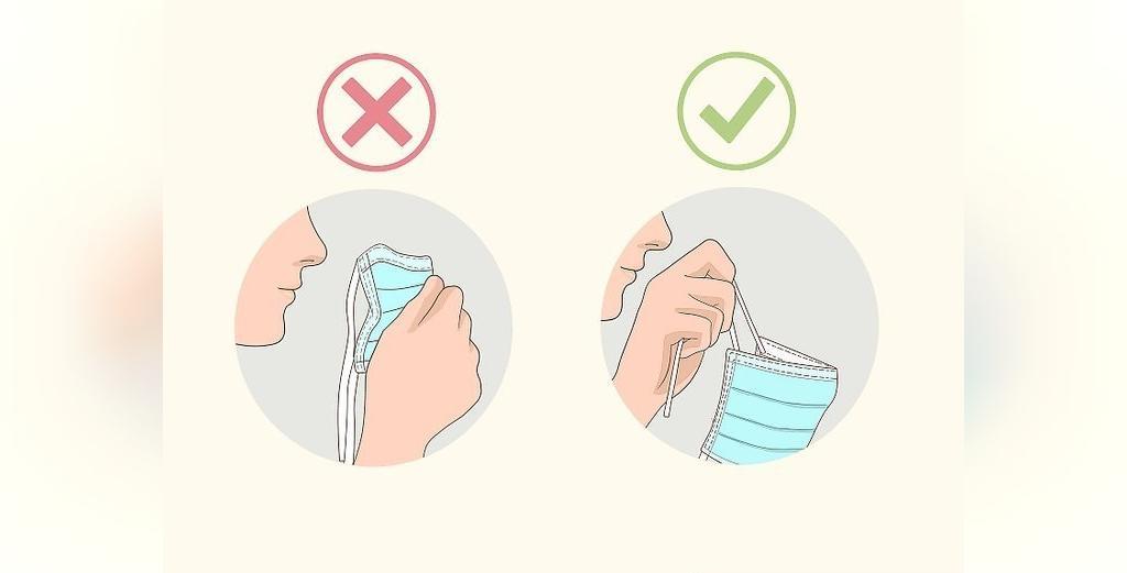روش درآوردن انواع ماسک ها