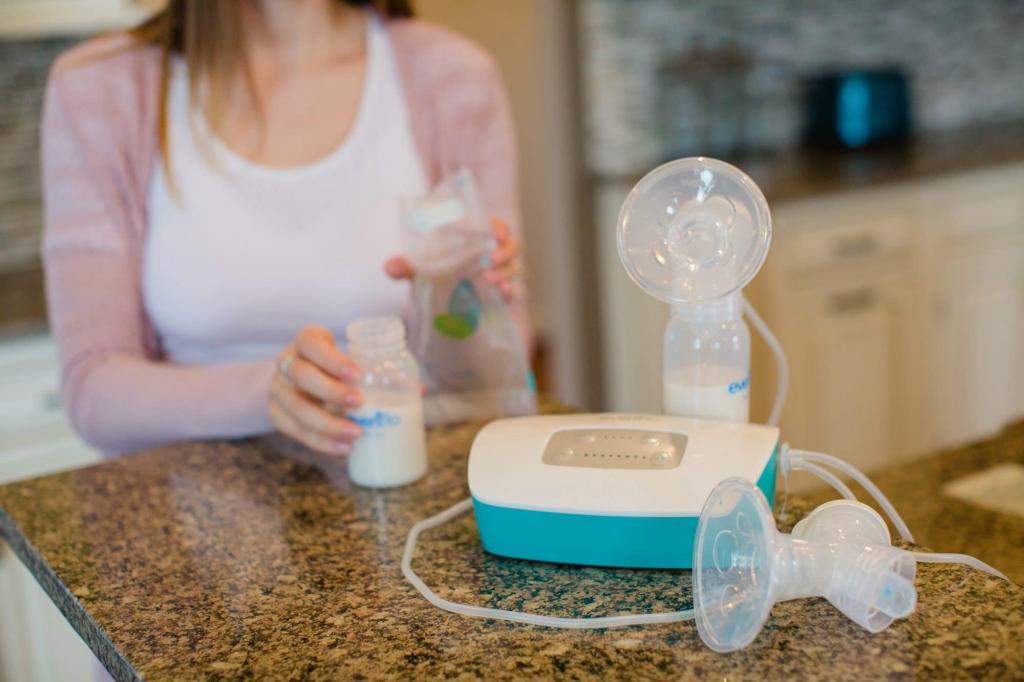 علل درد نوک سینه ها در زمان شیردهی
