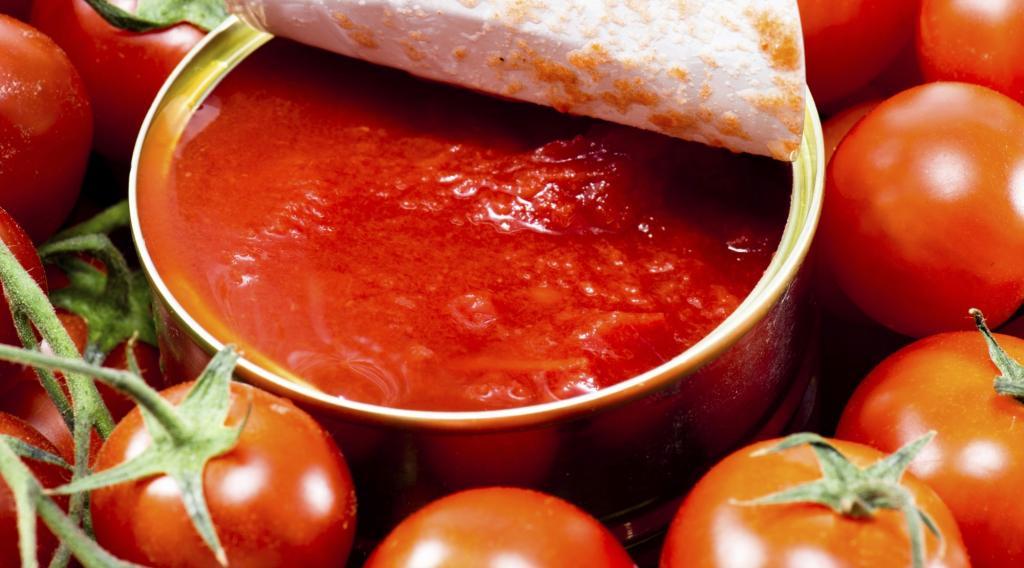 کنسرو رب گوجه فرنگی و افزایش احتمال ابتلا به سرطان سینه و پروستات