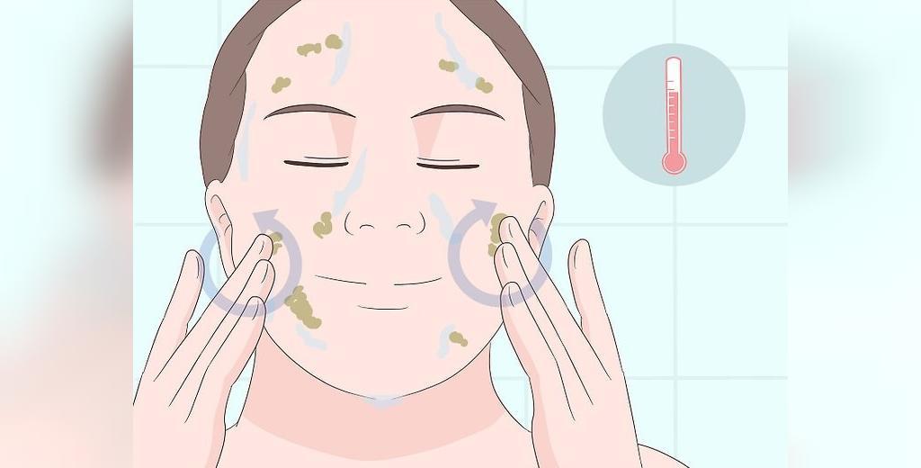 طرز تهیه لوسیون پاک کننده صورت با چای سبز