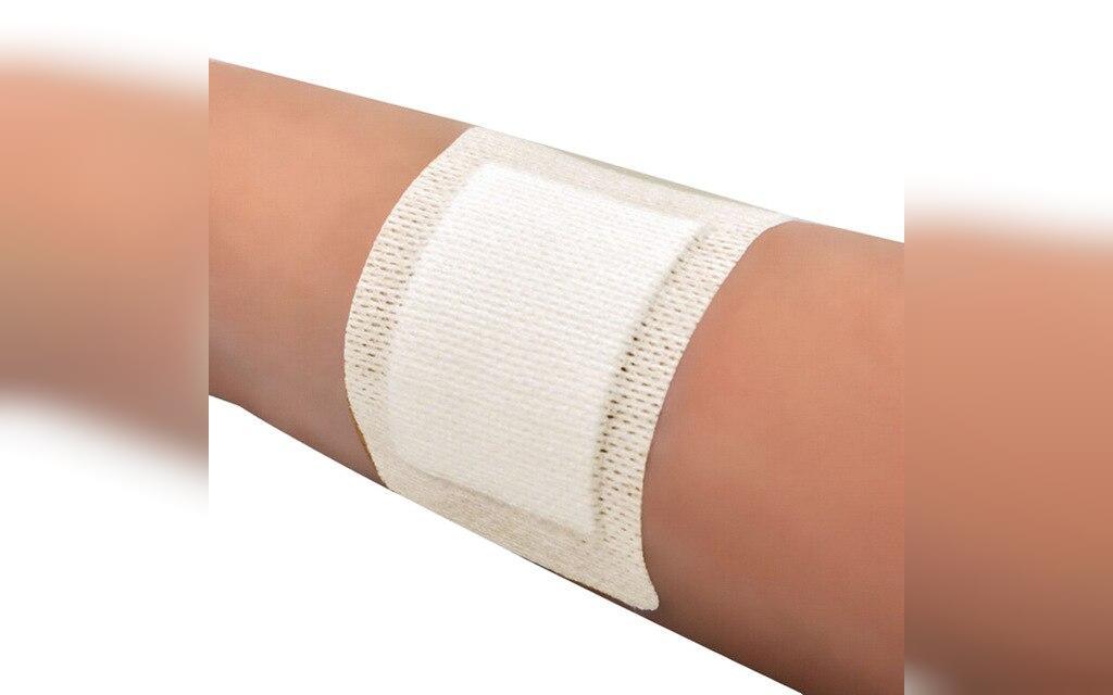 مراقبت از زخم بسته شده با نوار
