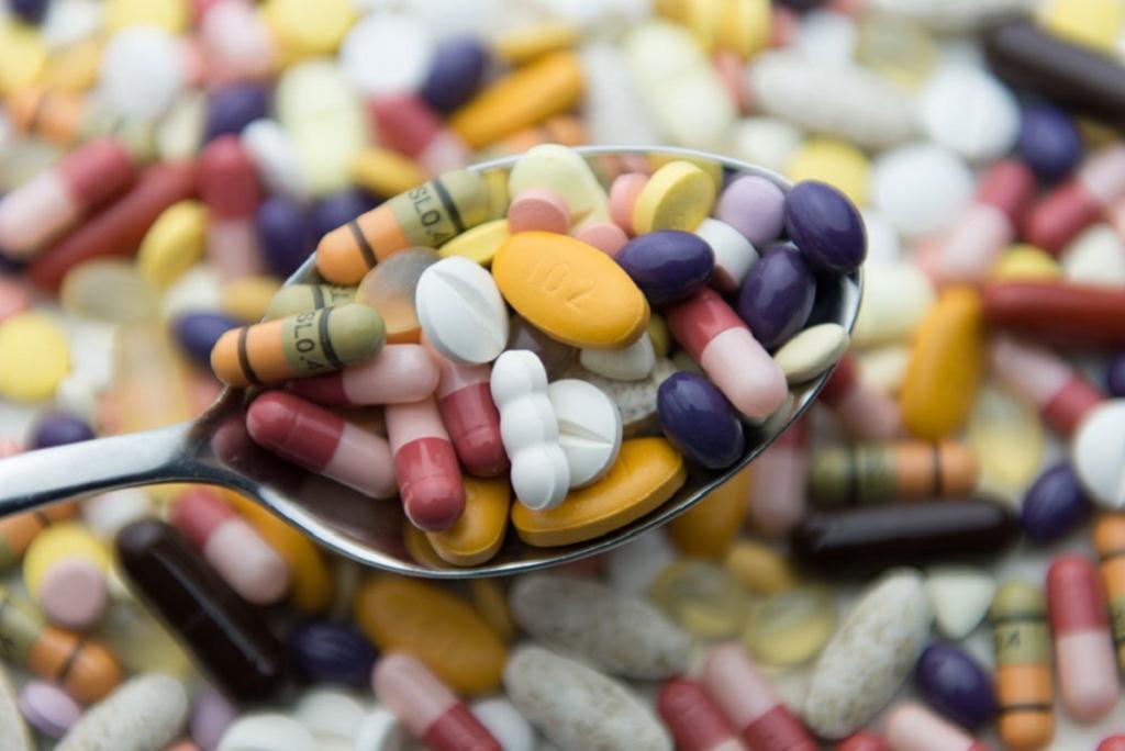 تداخل قارچ گانودرما با داروها