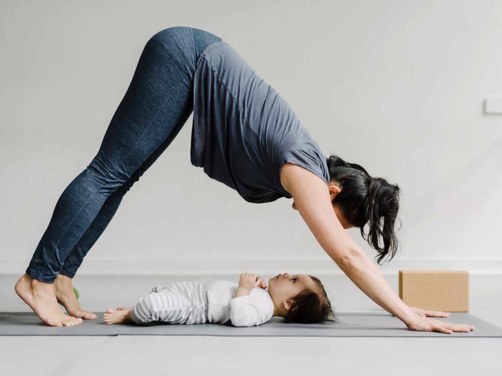 برای کاهش وزن پس از بارداری به تدریج و آرامی ورزش کنید