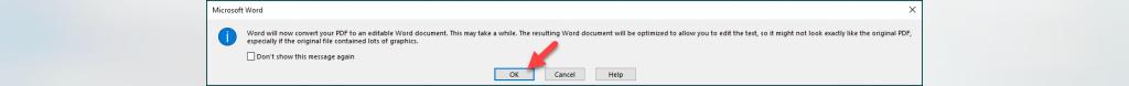 تکنیک تبدیل فایل pdf به سند Word
