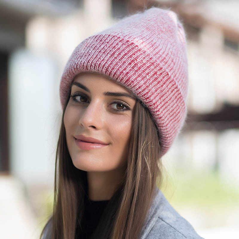 انواع مدل کلاه بافتنی زنانه ساده و زیبا