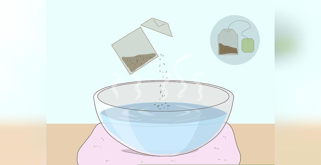 روش های استفاده از چای سبز برای پوست