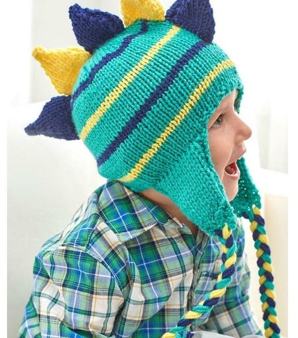 کلاه بافتنی بچه گانه پسرانه فانتزی