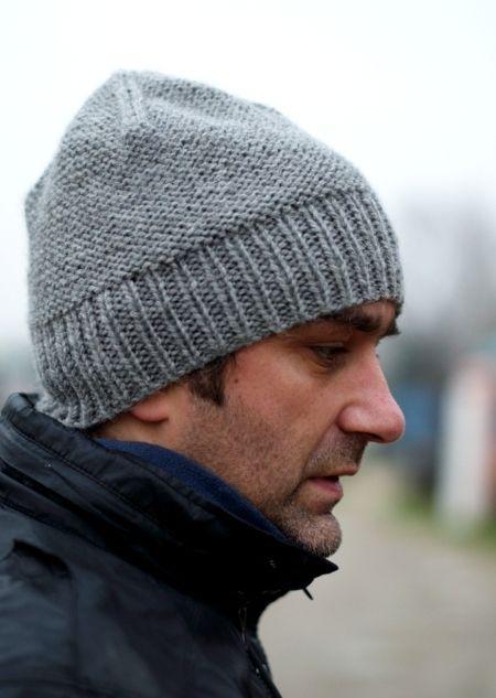 مدل کلاه بافتنی مردانه شیک