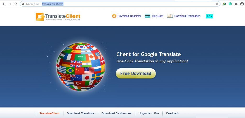 دانلود گوگل ترنسلیت برای کامپیوتر