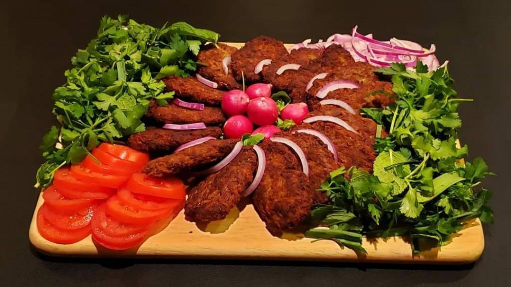 طرز تهیه کتلت گوشت یا شامی کباب خوشمزه و مجلسی خانگی