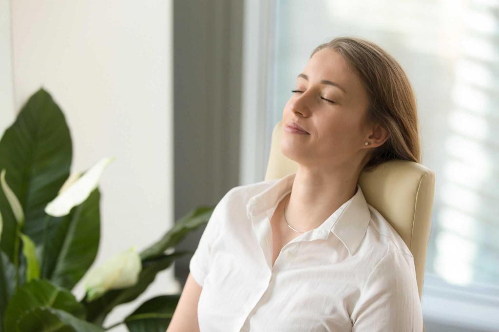 ریلکسیشن (Relaxation) برای باز کردن پریود