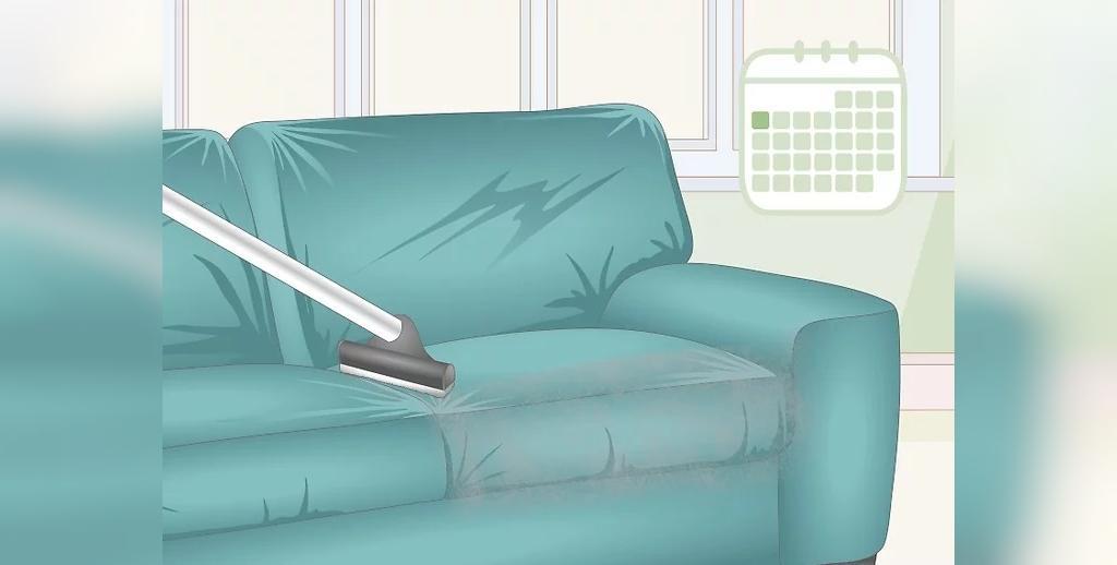 راه های تمیز کردن مبل مخمل