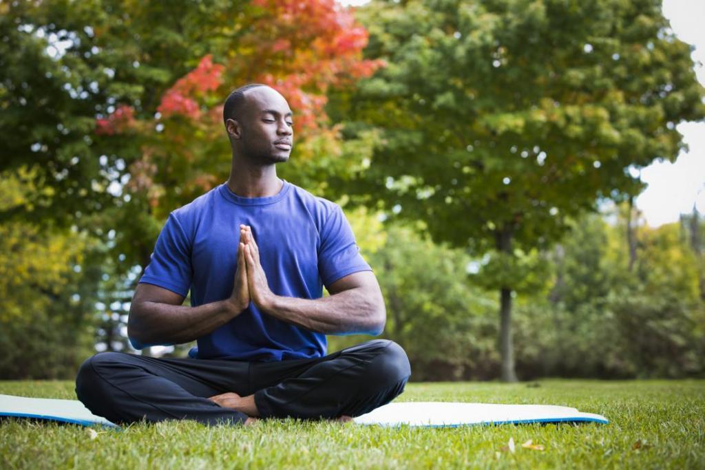 مزیت یوگا: مبارزه با افسردگی