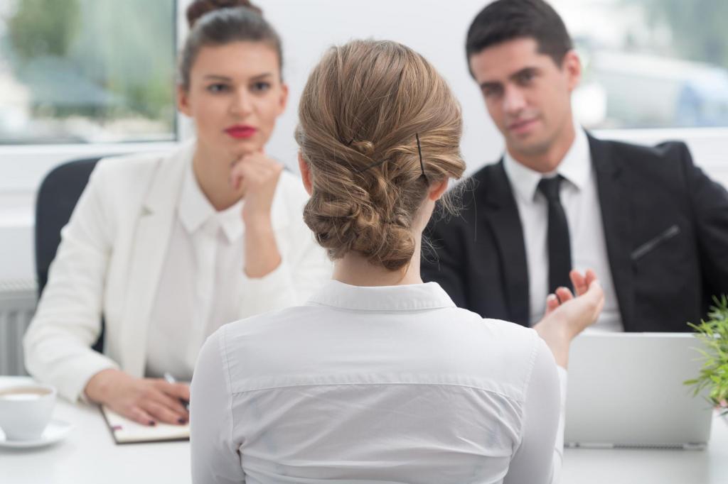 دروغ گفتن در مصاحبه شغلی