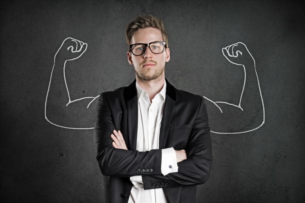 راه افزایش شجاعت و اعتماد به نفس