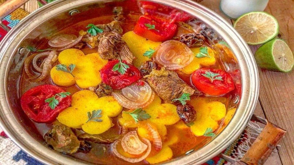 طرز تهیه تاس کباب به خوشمزه و مجلسی با گوشت و بادمجان