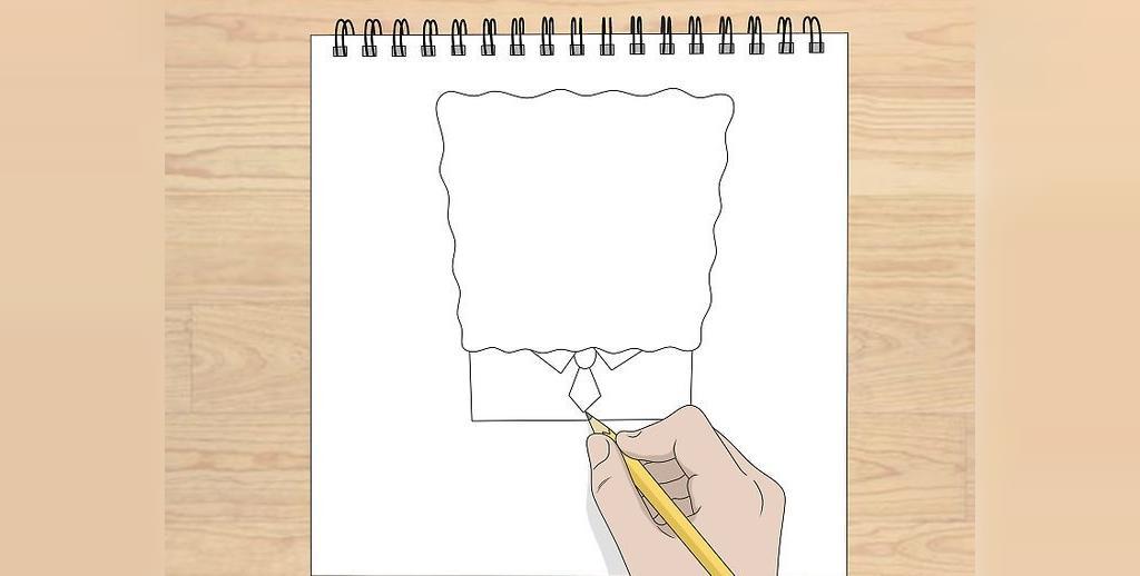 آموزش نقاشی باب اسنفجی