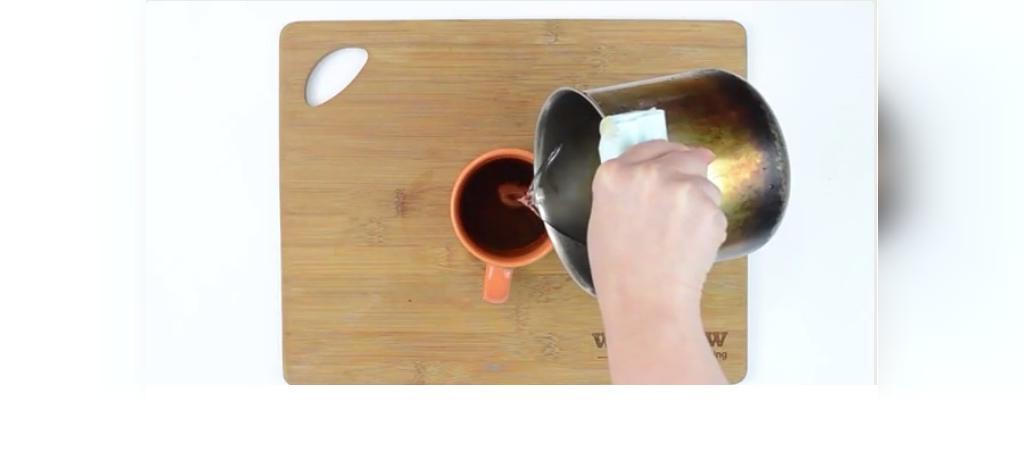 طریقه درست کردن قهوه فوری