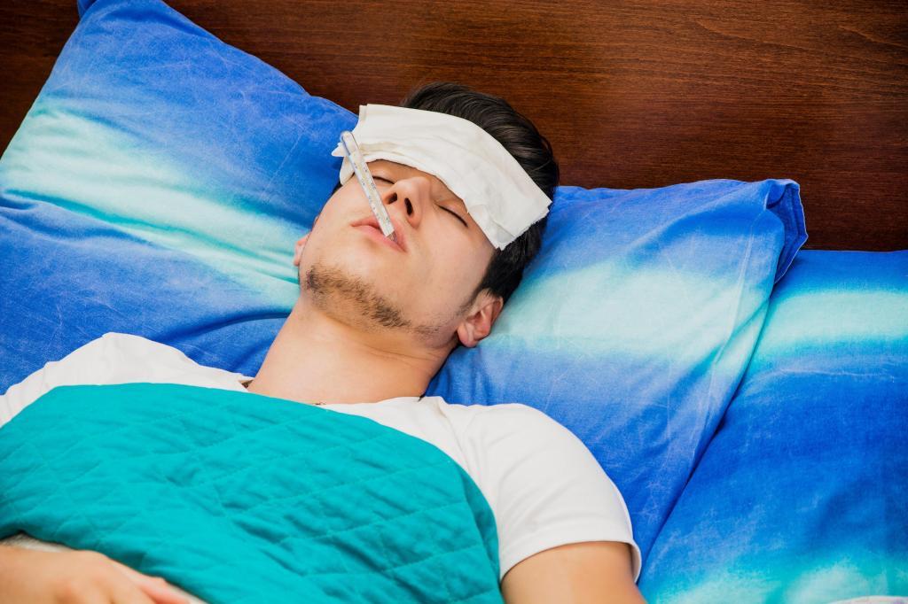 چه علائم در آسم و سرماخوردگی نشان دهنده امکان عفونت جدی تر است؟