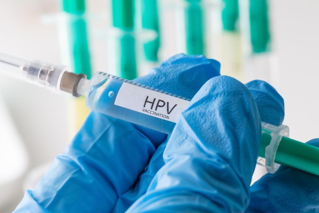 بیماری آمیزشی منتقله، بیماری HPV