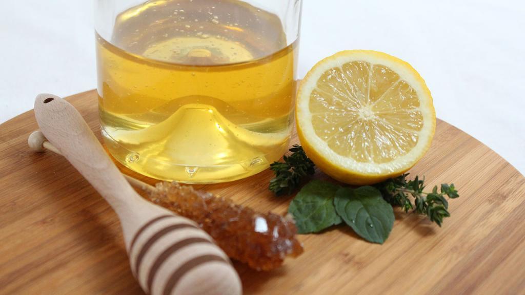 چگونه معجون آبلیمو و عسل را تهیه کنید؟