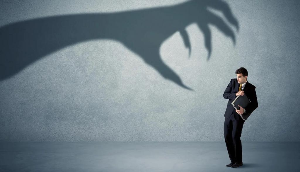 ترس هایتان را برچسب گذاری کنید