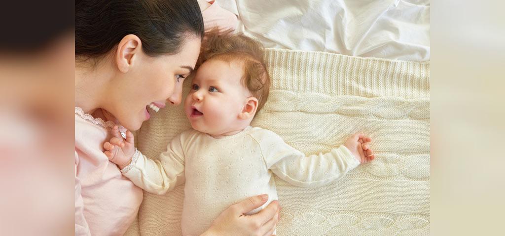 کودکان صدای مادرشان را بیشتر دوست دارند