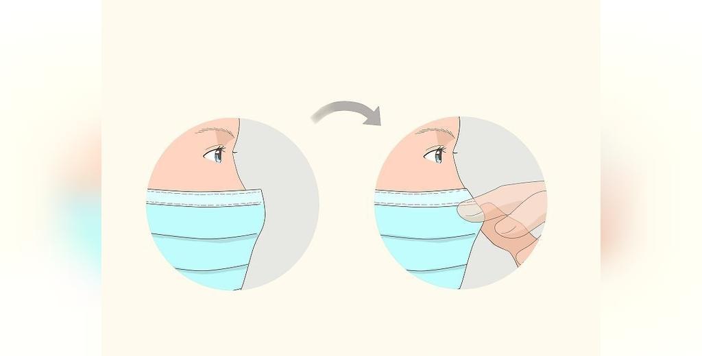 روش استفاده از ماسک تنفسی