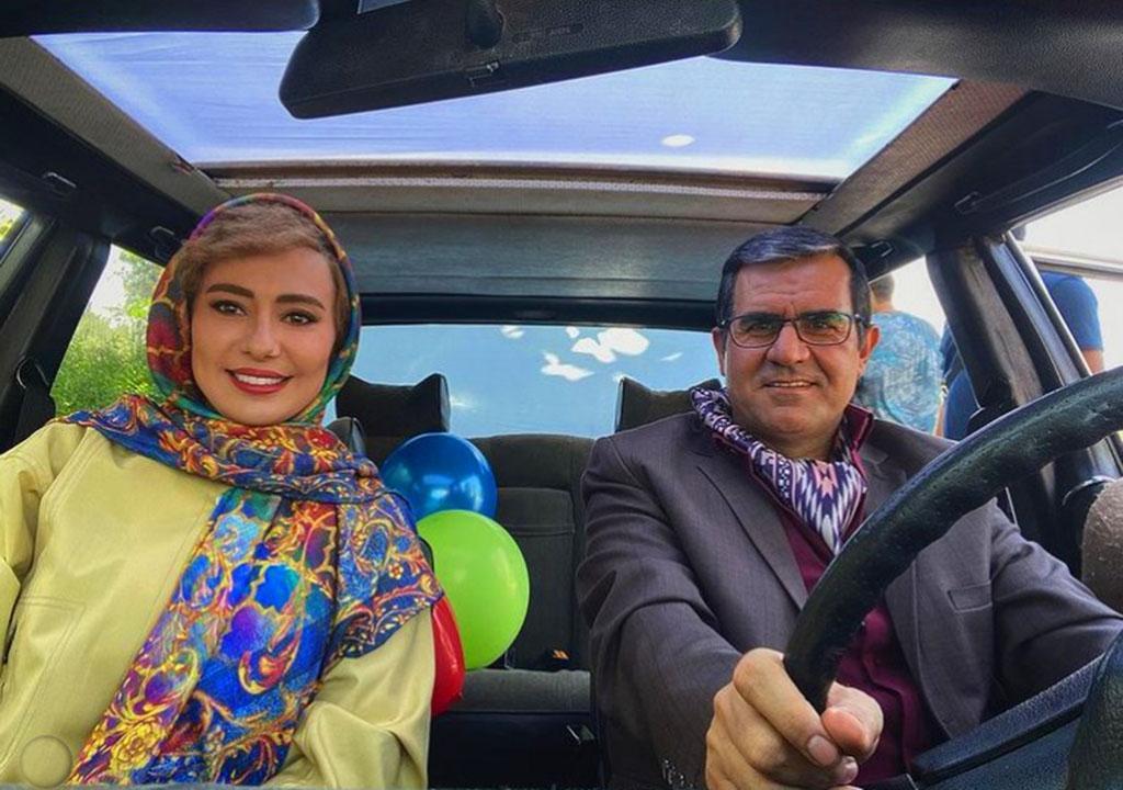 شیدا یوسفی در فیلم