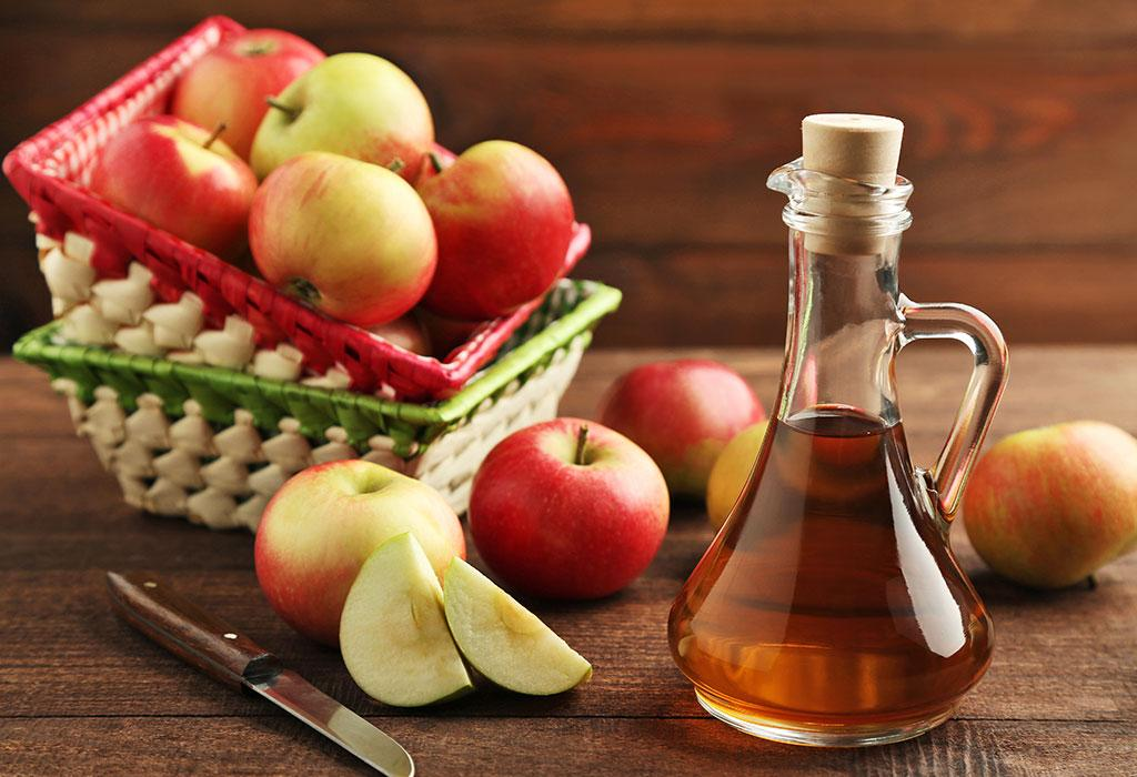 سرکه سیب محلول همه کاره