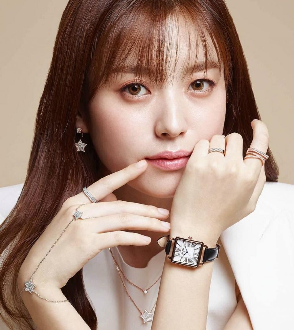 هان هیو جو و فعالیت مدلینگ او