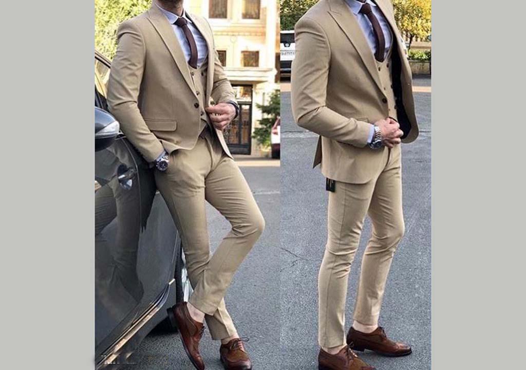 مدل جدید کت و شلوار مردانه