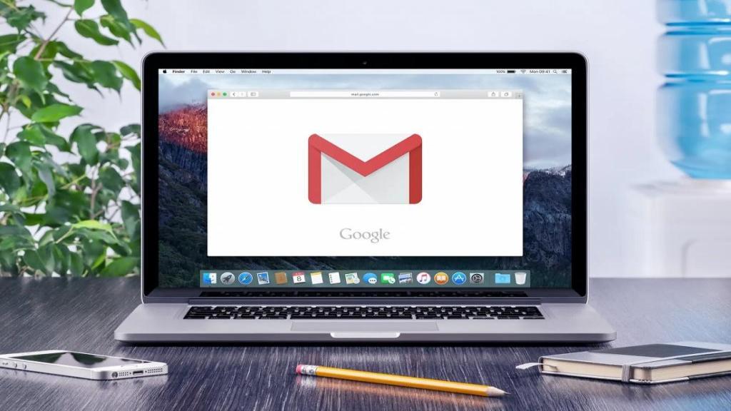 نحوه ارسال ایمیل از جیمیل به یاهو ساده و مرحله به مرحله