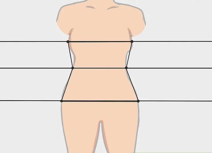 محاسبه فرم بدن زنان و مردان