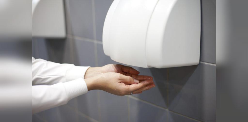 مضرات دست خشک کن برقی برای سلامتی