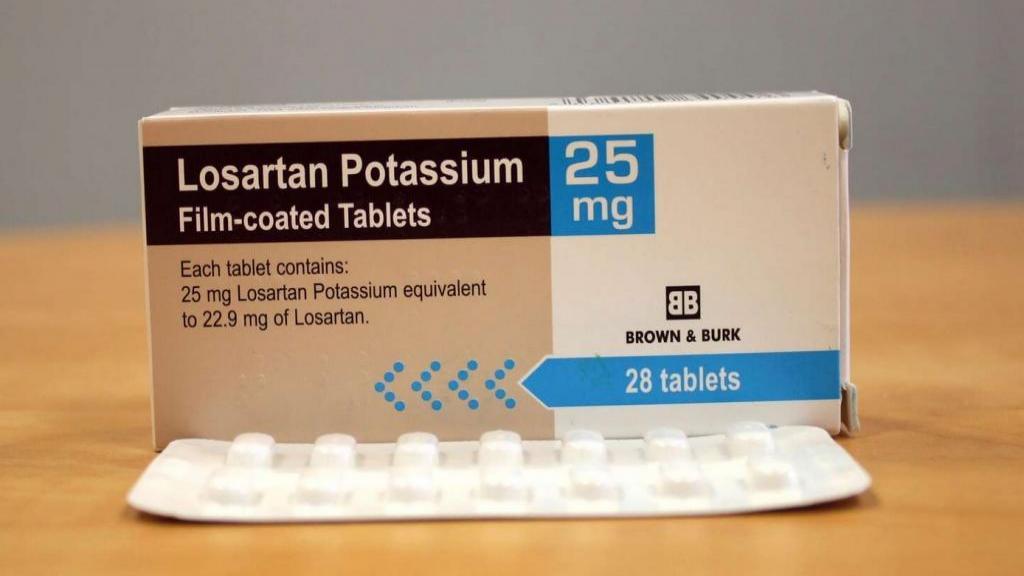 قرص لوزارتان پتاسیم (Losartan): موارد مصرف، روش استفاده، عوارض جانبی و تداخلات دارویی