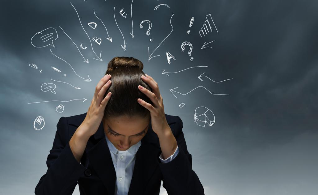 علل عاطفی ضعف حافظه کوتاه مدت